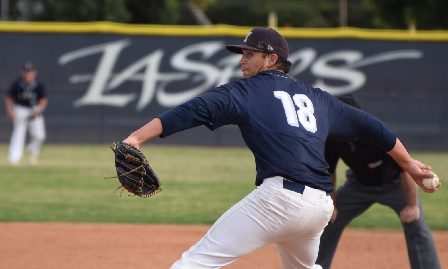 Baseball team drops first conference series to Saddleback