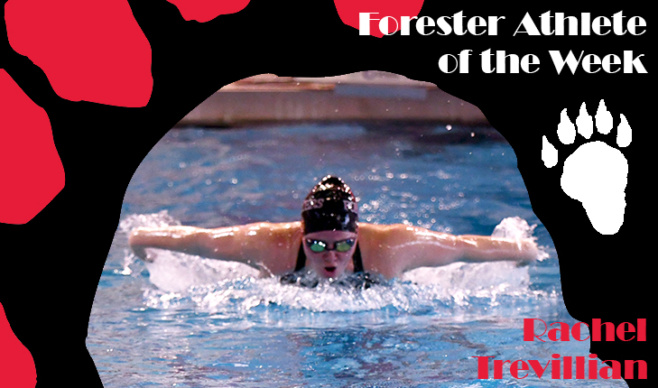 Rachel Trevillian Named Forester Athlete of the Week