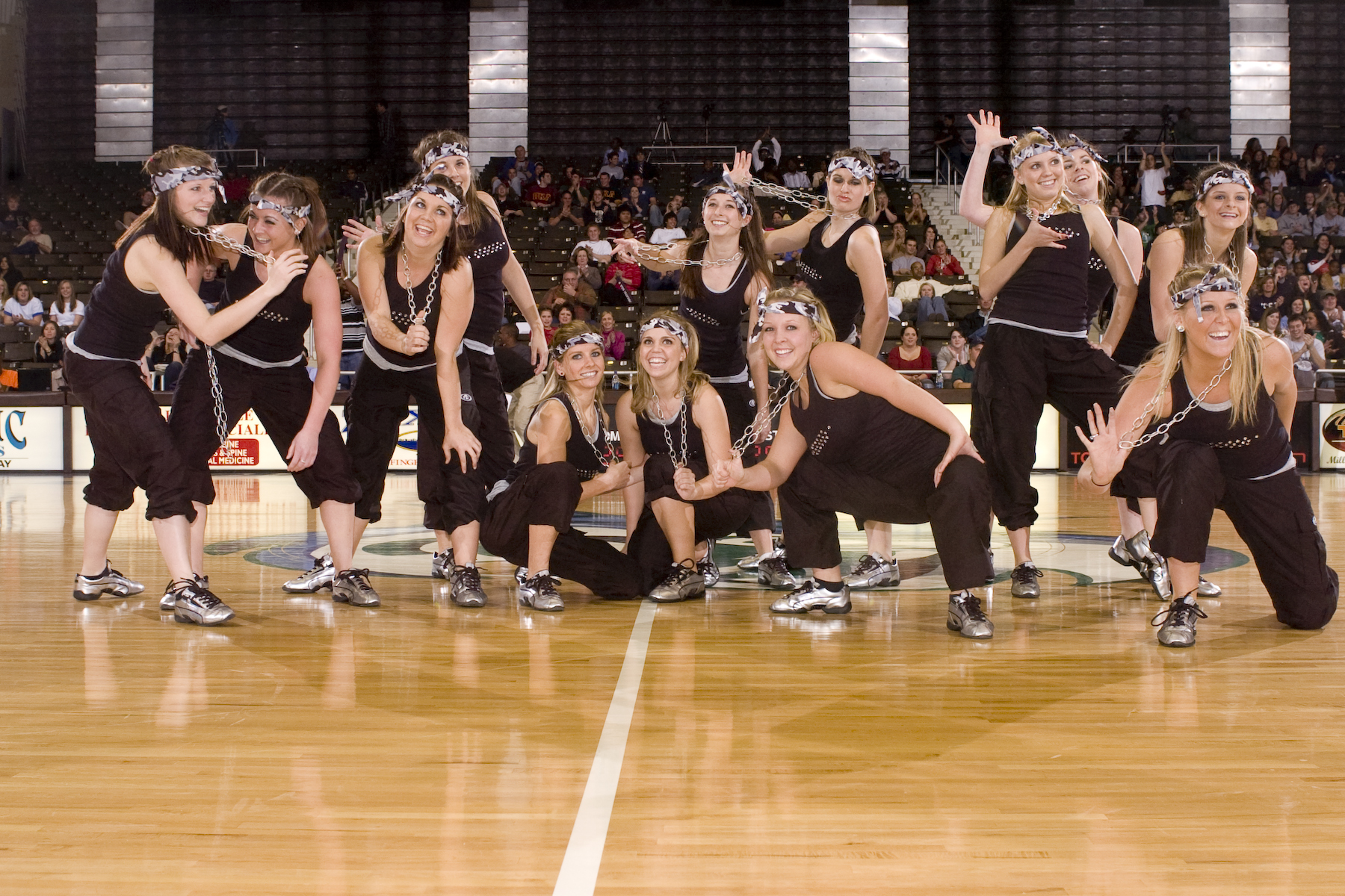 Sassy Cats Dance Team Announces Walk-On Tryout Aug. 29