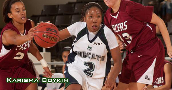 Late Rally Not Enough as Bobcats Fall 46-37