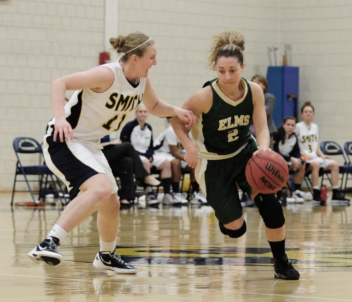 Sharpshooting Lifts Women's Basketball Past Mitchell College, 79-60