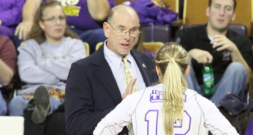 John Blair announces retirement as Golden Eagle volleyball coach