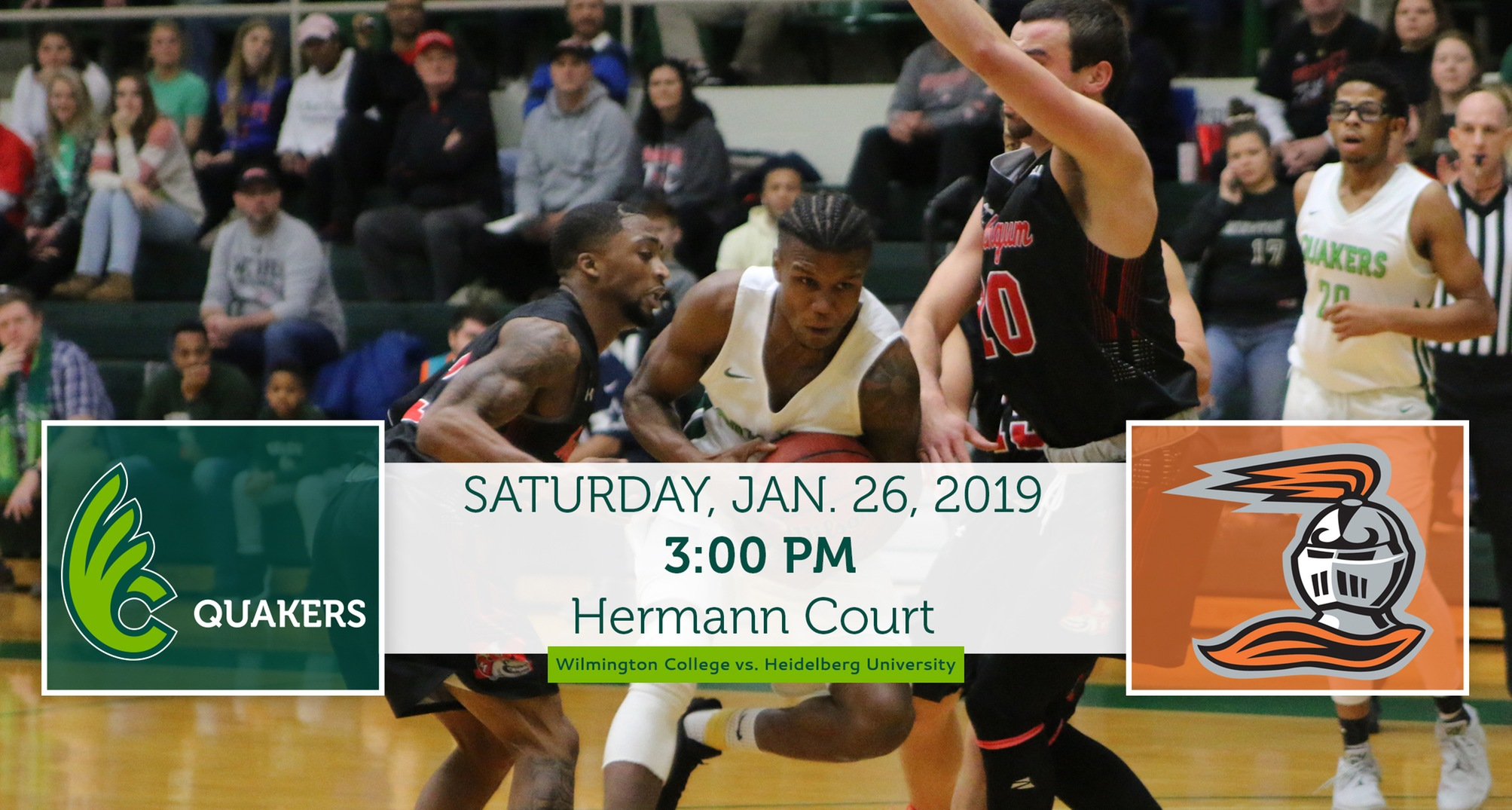 Men's Basketball Hosts Heidelberg Saturday