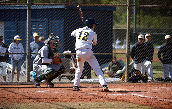 Baseball Upsets Endicott in CCC Tourney Opener