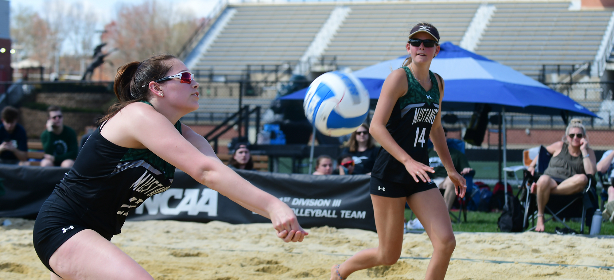 Mustangs Move to Silver Bracket at Small College Championship