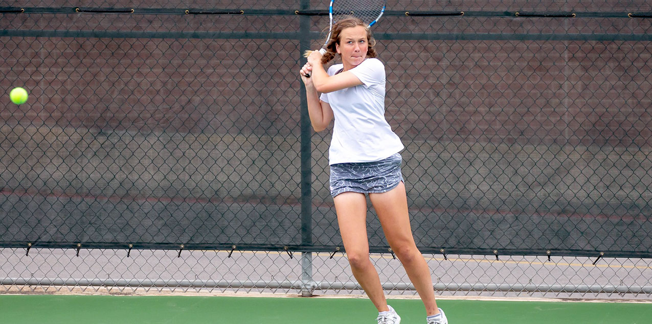 Caroline Kutach, Trinity  University, Women's Tennis Singles Player of the Week (Week 7)