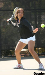 Women's Tennis Falls In Opener to No. 64 Cal Poly