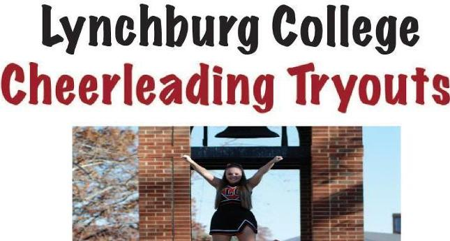 Cheerleading Announces Spring Tryout Date