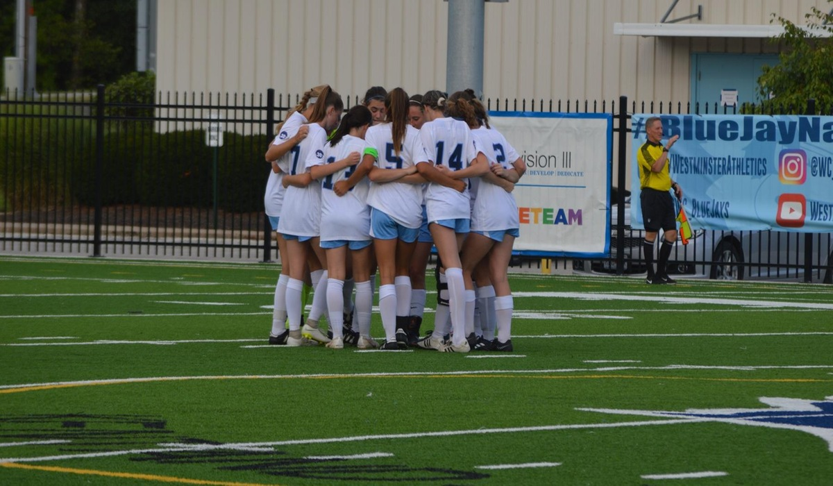 Westminster Women's Soccer Shuts Out Principia in Regular Season Finale
