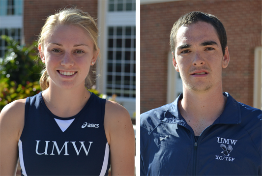 UMW Women's Cross Country Places 11th at Conn. College; Men Place 13th