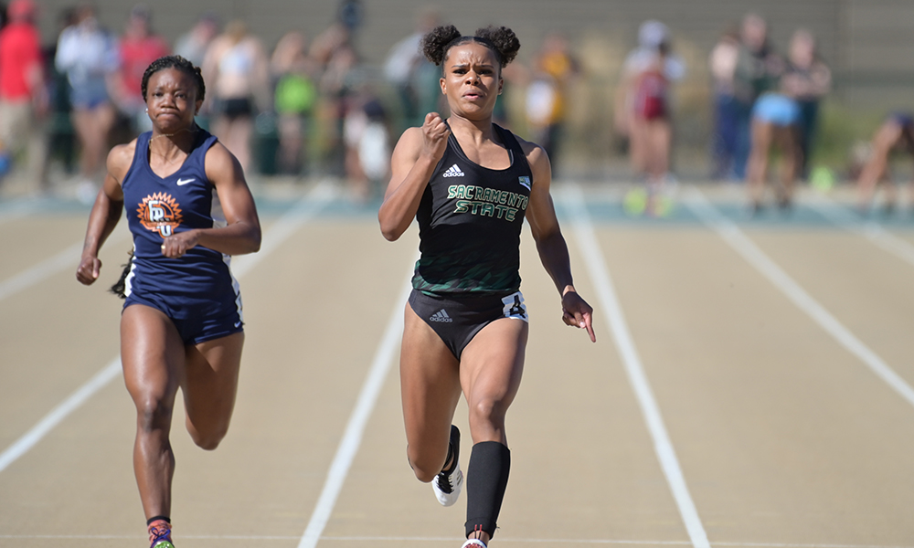 TRACK AND FIELD SPRINTS TO SEASON BESTS AT BRYAN CLAY INVITATIONAL