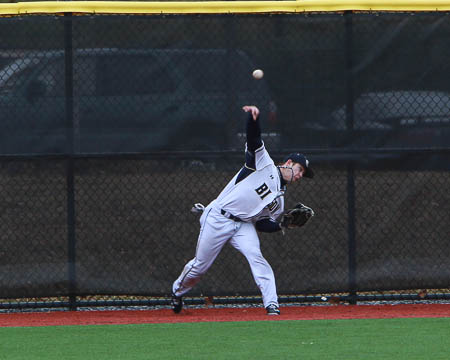 Fielding miscues trouble Gallaudet in loss to No. 25 Shenandoah