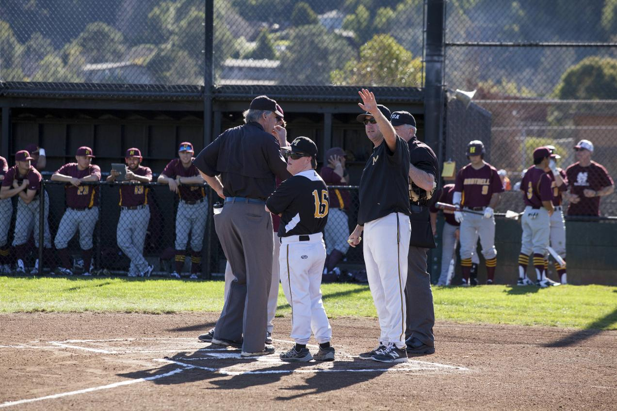 Listen Live As Baseball Hosts Contra Costa College at 2:30PM