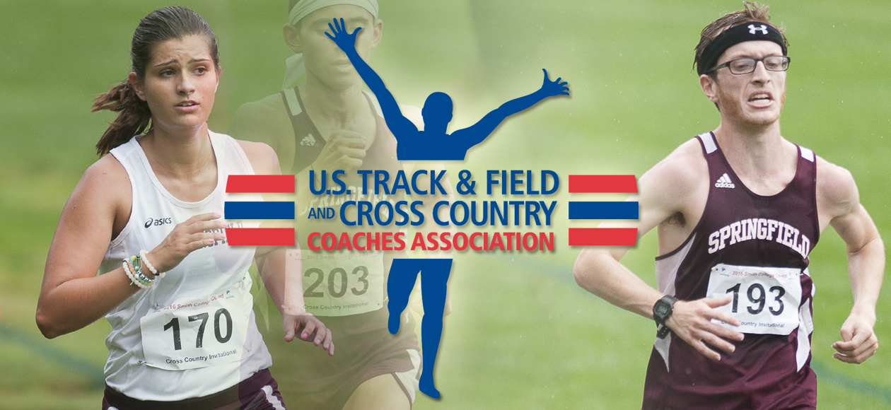 Men's and Women's Cross Country Earn USTFCCCA Team Academic Awards