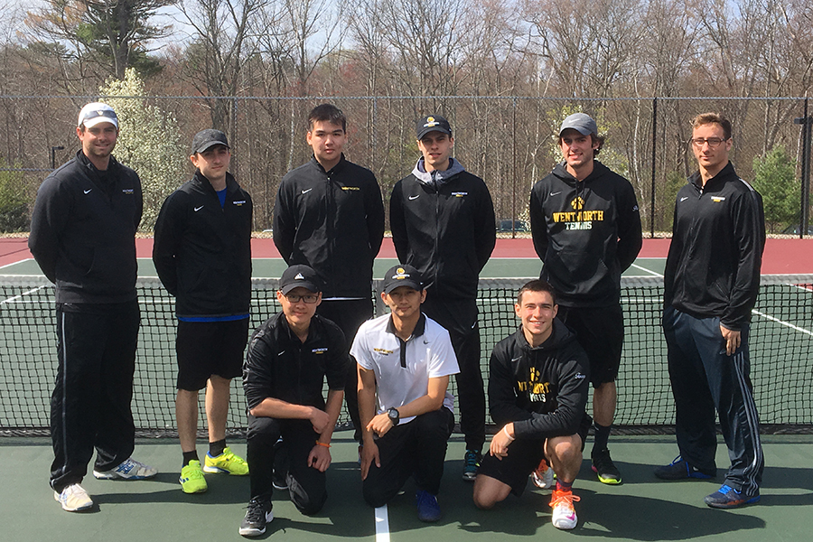 Men's Tennis Falls to Endicott in Season Finale