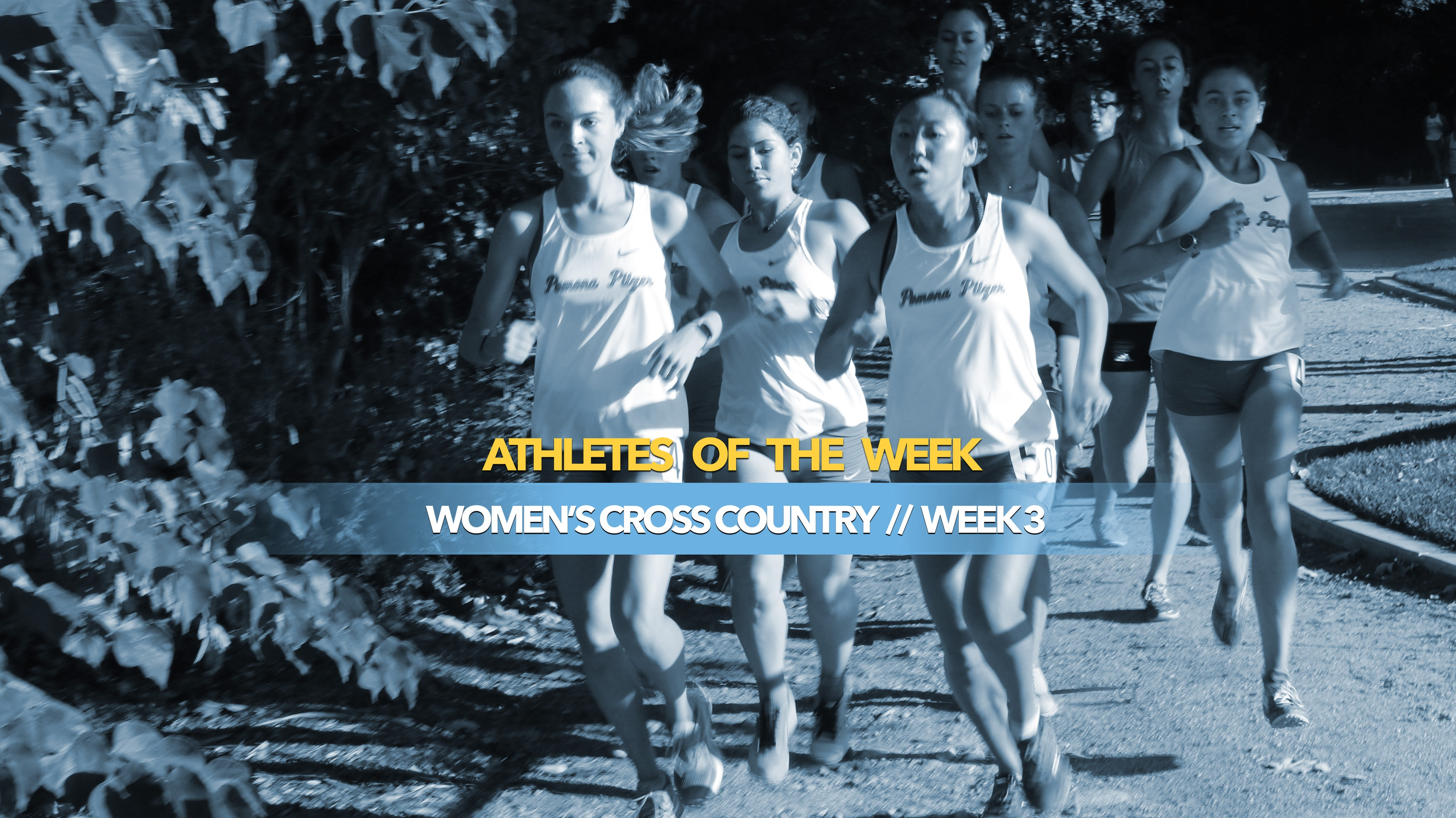 Women's Cross Country Athlete of the Week: September 16, 2019