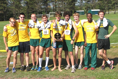 Lyndon men win JSC Invitational, women place 5th