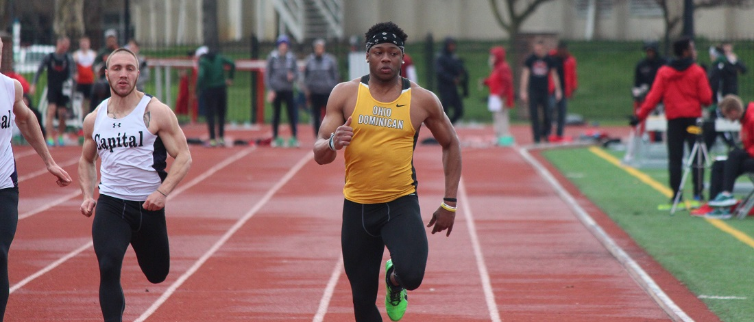 Woods, Carroll Set School Records, Advance To GLIAC Finals For Track And Field