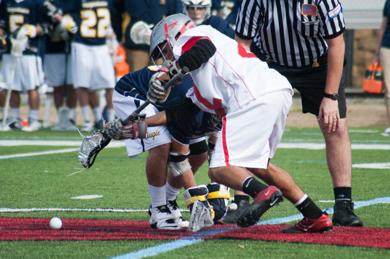 Huntingdon lacrosse comes up short against Augustana