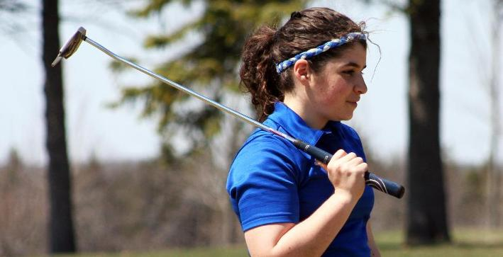 Puch earns NACC Women's Golf Student-Athlete of the Week honors