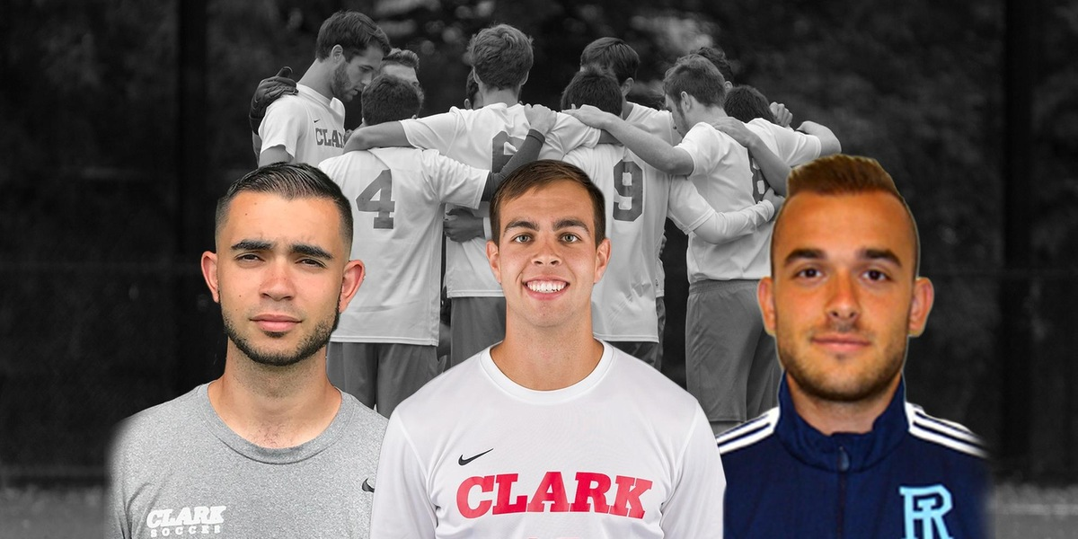 Men's Soccer Welcomes Ortega, Ziemba, and Spenser to Coaching Staff
