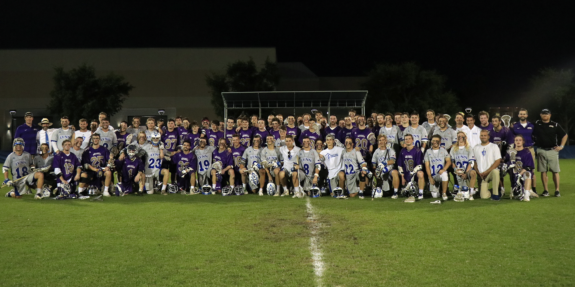 Brous' Dominance Lifts Men's Lacrosse to Victory in Annual One Love Game