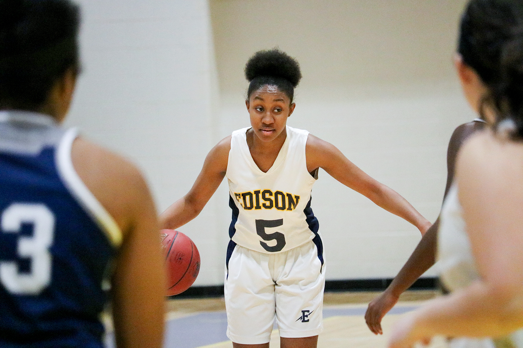 Lady Chargers Defeat Columbus State 84-50