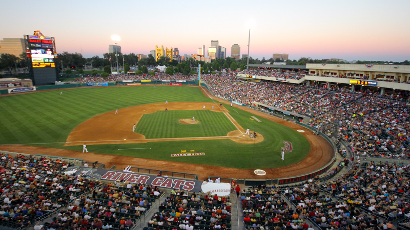 Series at Texas, Night Game at Raley Field Highlight 2013 Baseball Schedule
