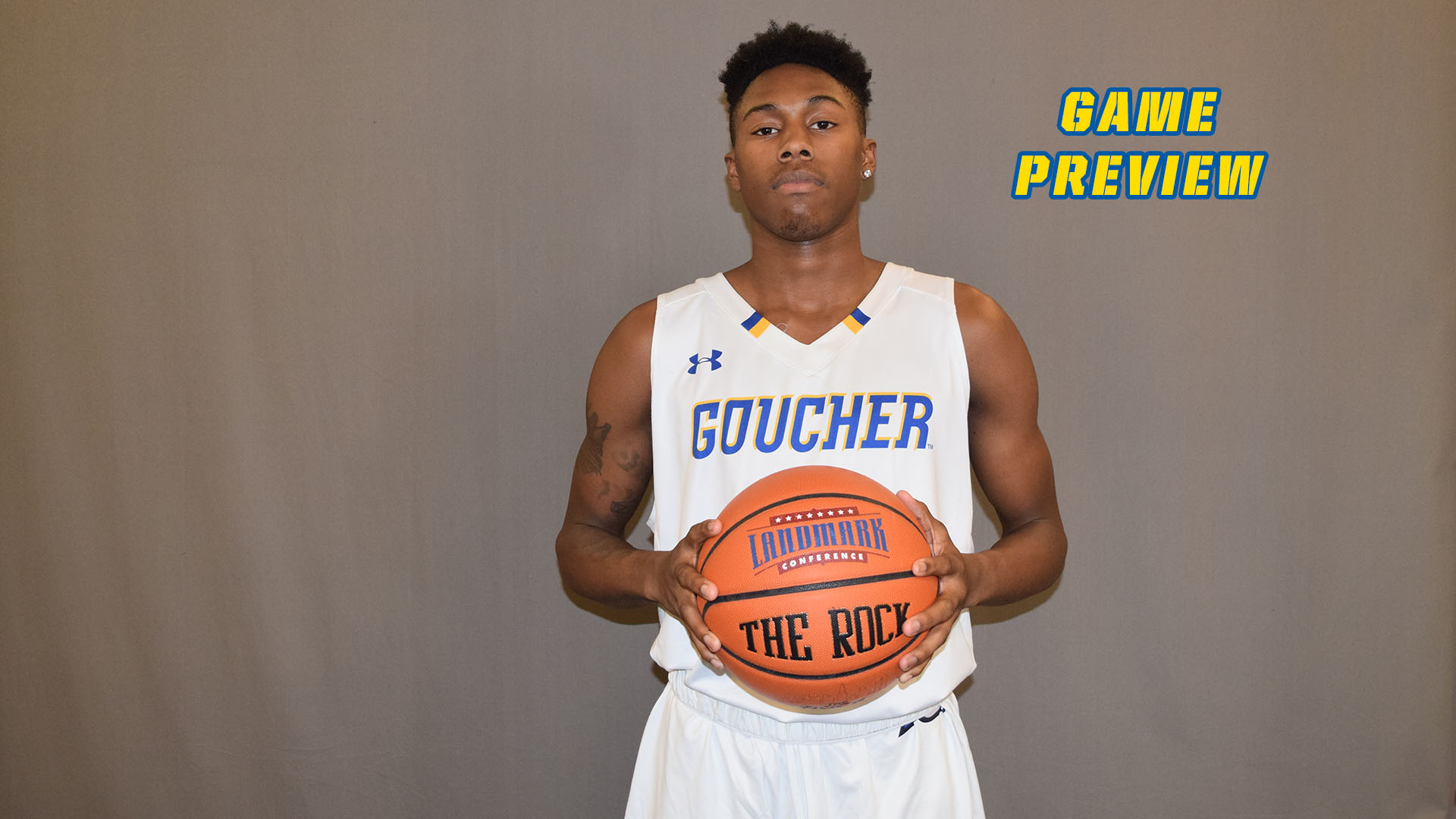 Goucher Men's Basketball Travels To Elizabethtown For Midweek Contest On Wednesday
