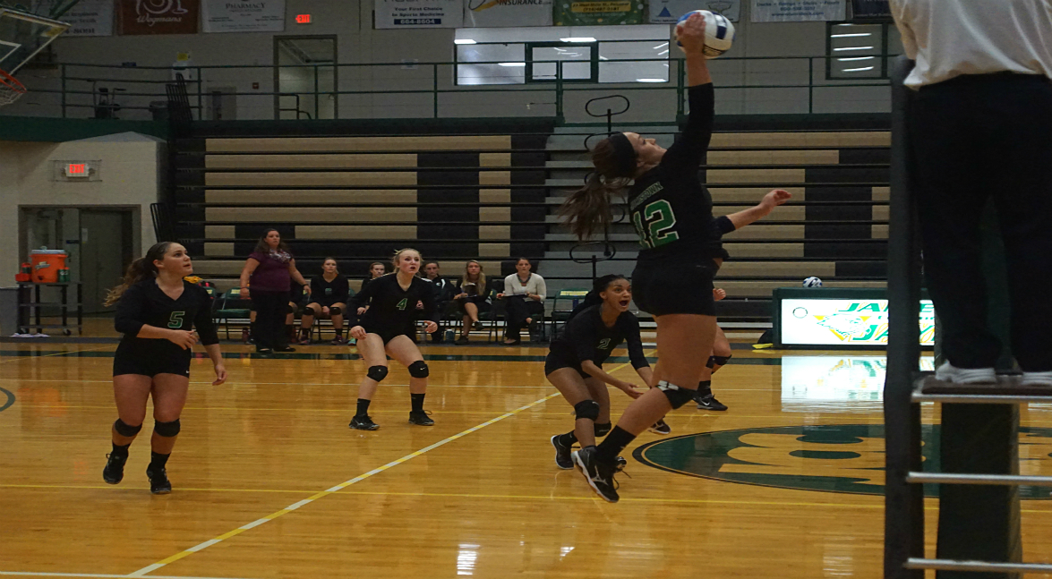 women's volleyball vs SUNY Adirondack (POD)