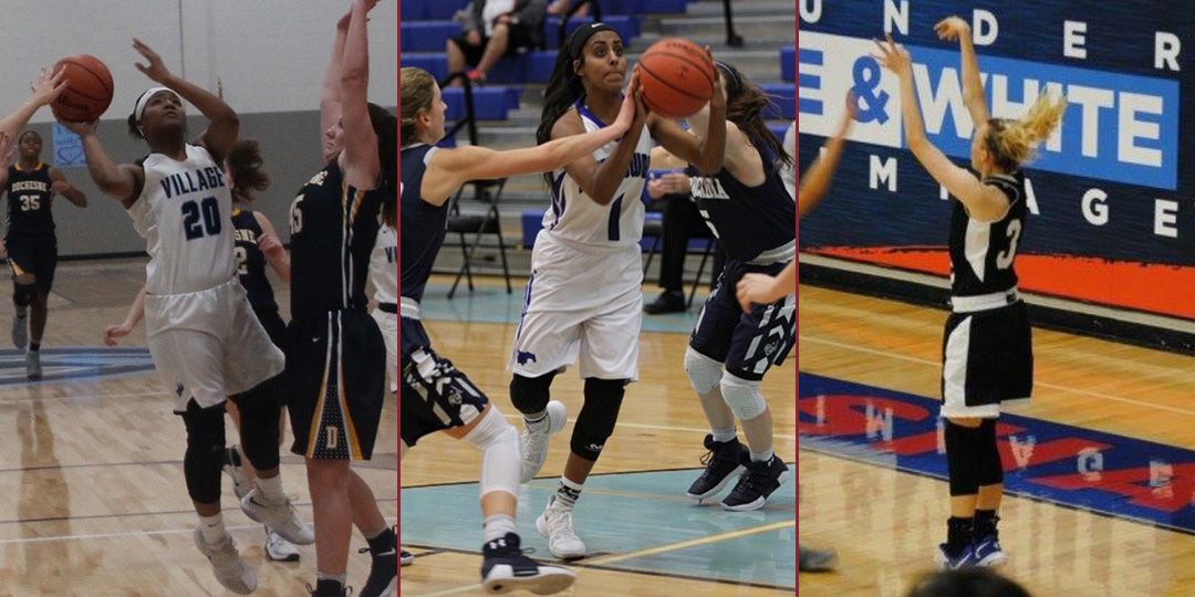 Ladies Basketball Introduces Three Freshmen for 2018-19