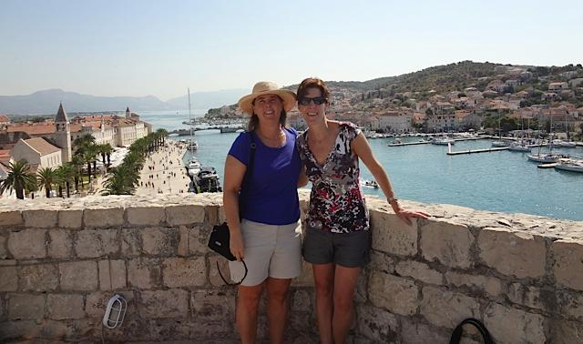 Day 3: Touring the ancient cities of Trogir and Split