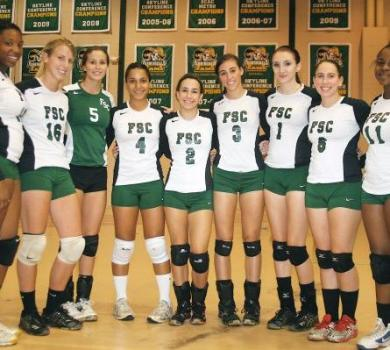 2012 Women's Volleyball Team