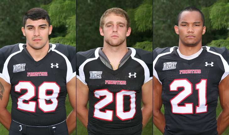 Valdivia, Pasiewicz, and Pompey Named First Team All-Region