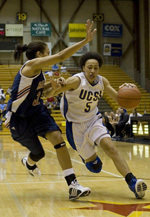 Sophomore Guard Jessica Wilson Named Big West Player of the Week