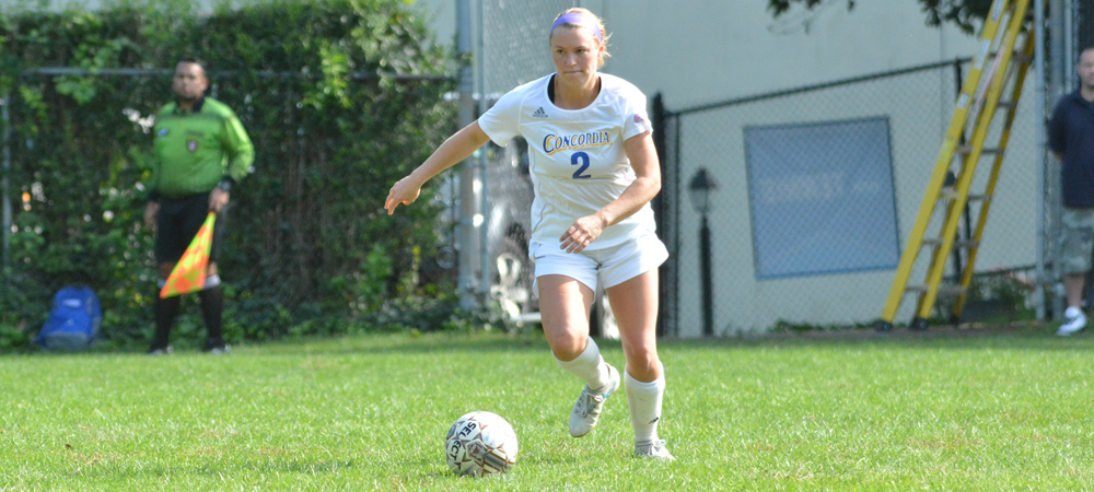 Ramsay Continues Historic Start To Season In 2-1 Overtime Victory At St. Thomas Aquinas; Calvert Enters Women's Soccer Top-Five For Career Points And Goals With Game-Winning Score