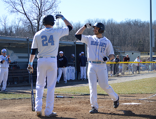 Blue Jays Win Game One over Augsburg, Drop Game Two