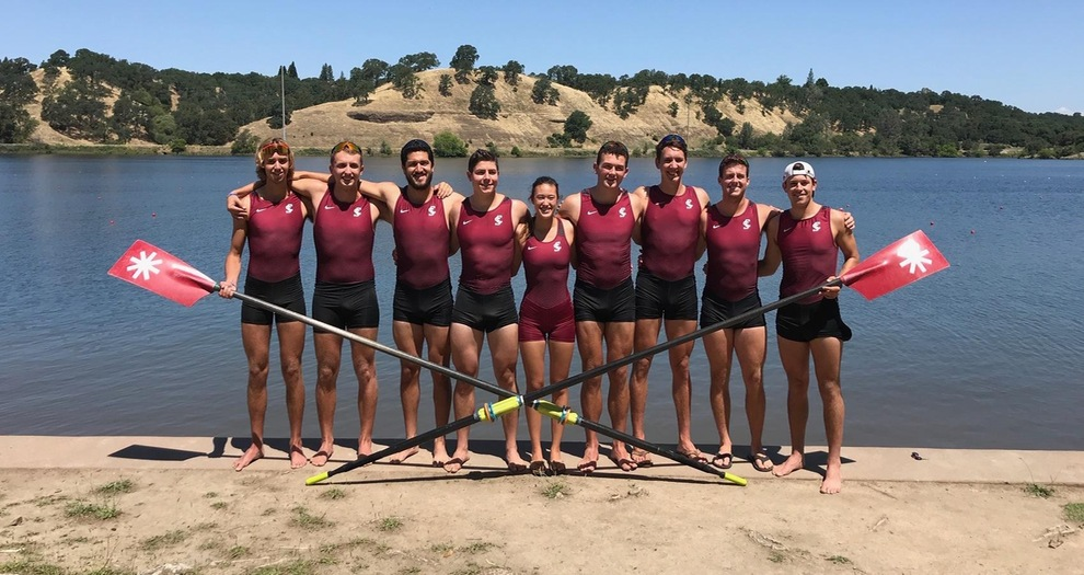 Men's Rowing Finishes Season at IRA National Championships
