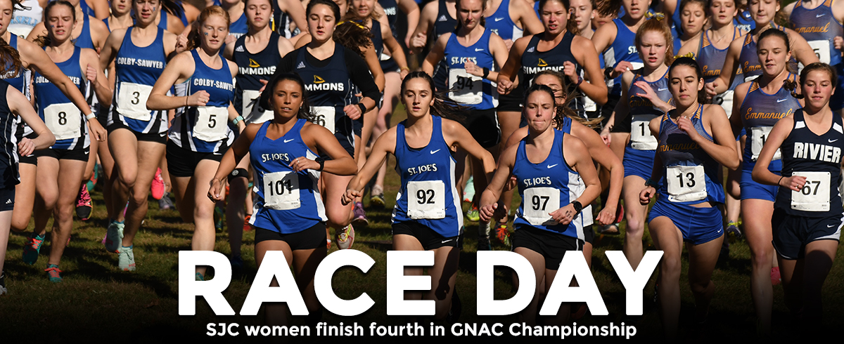 Colby-Sawyer Sweeps GNAC Cross Country Championships