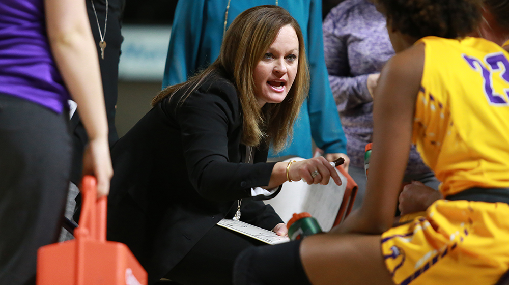 Rosamond to represent OVC as panelist for Women Coaches Regional Workshop in Nashville