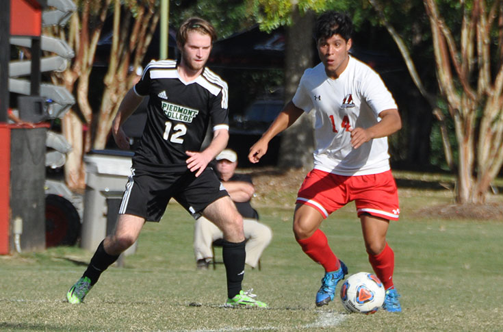 Men's Soccer: Torres' goal gives Panthers thrilling 2-1 overtime USA South win against Piedmont