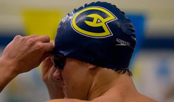 Men's Swimming and Diving Winless in Triangular