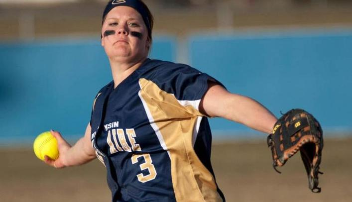 Softball Opens Season with Two Wins at Rochester Dome Tournament