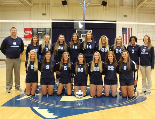 Women's Volleyball Moves to 5-0