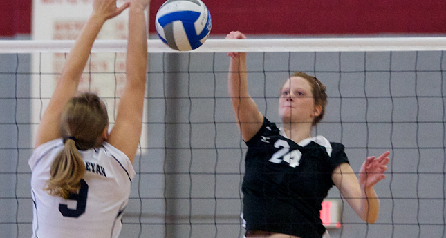 Hornets Cruise in Three Sets in LC Invitational over Randolph