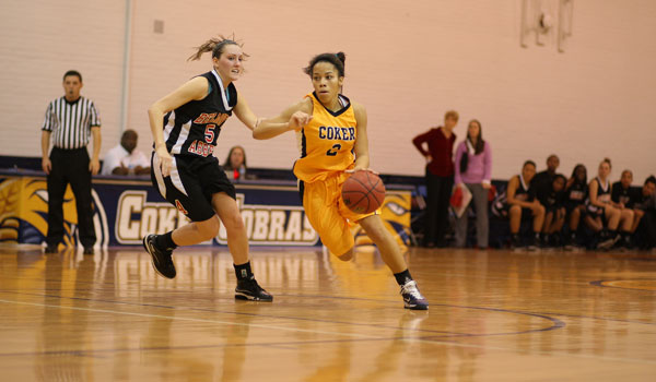Coker Women's Basketball Earn Top 10 Spot in Preseason Poll