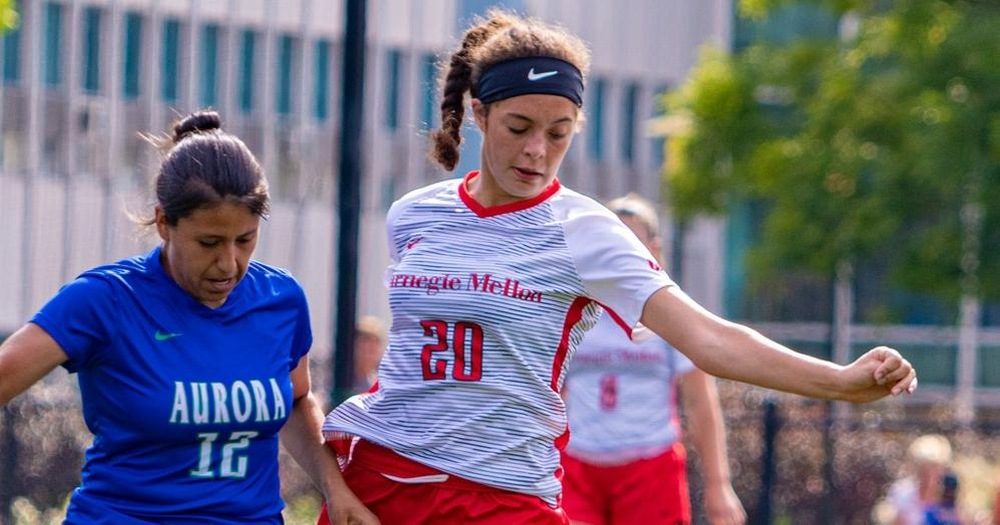 Adams Scores Twice in Tartans 3-0 Win Against Grove City