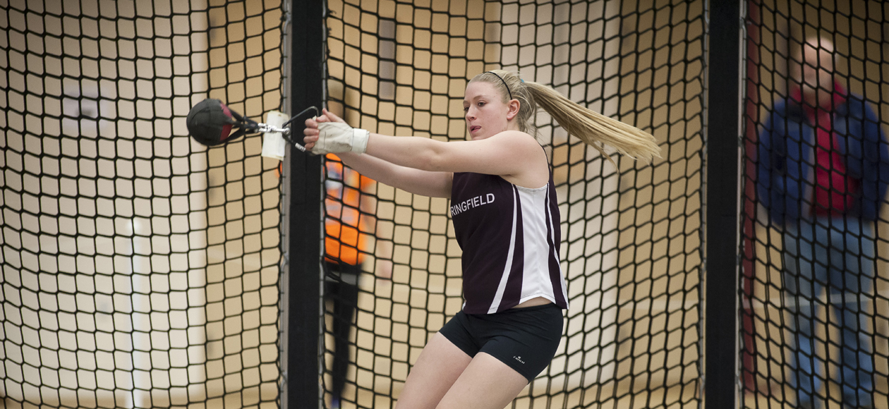 Markos' Record-Breaking Day Leads Women's Track and Field at Dartmouth Classic