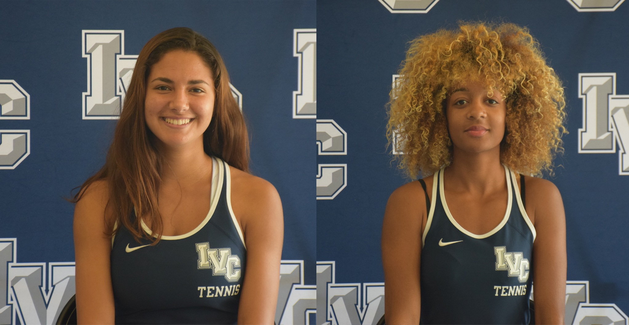 Women's tennis players Alajeely and Dreux take OEC MVP honors