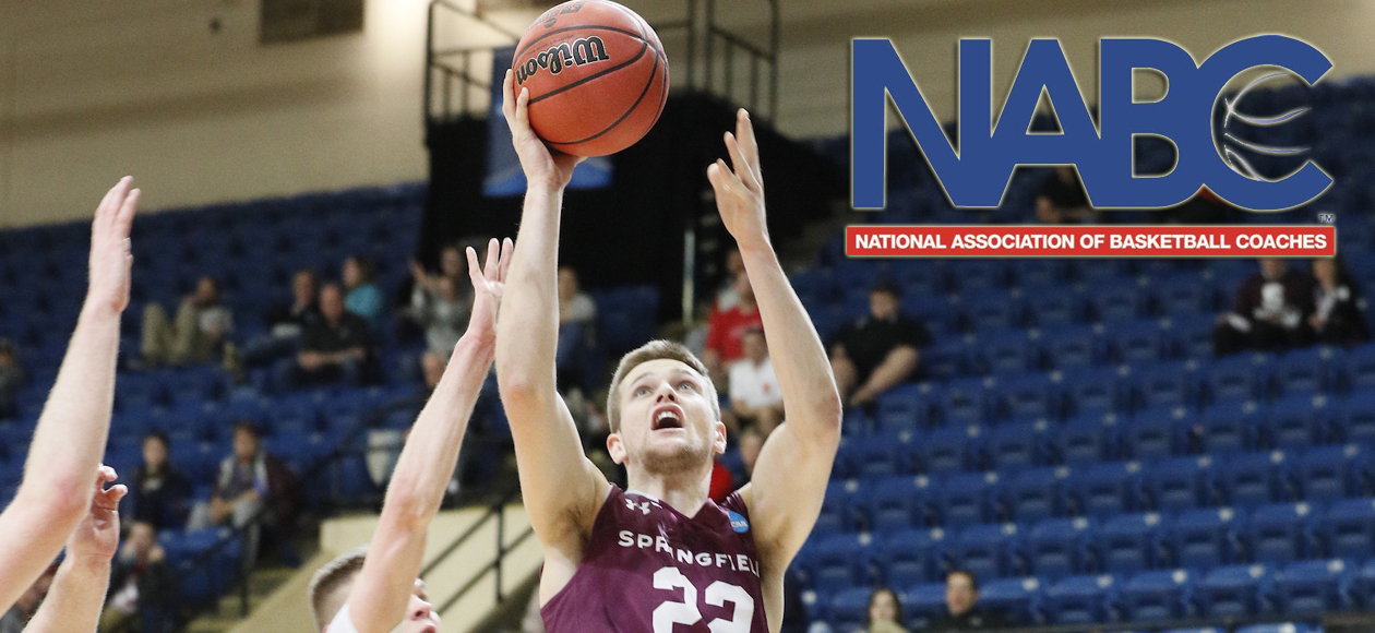 Ross Collects All-District and All-America Honors From NABC